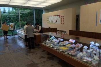 六花亭札幌本店 什器工事