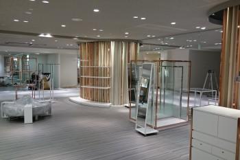 丸井今井札幌本店 3F共用工事